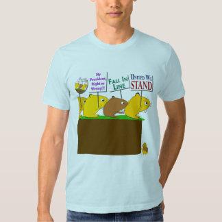Patriotic Lemmings T-Shirt