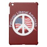Patriotic Liberal American iPad Mini Cover