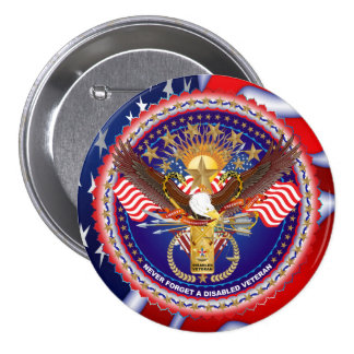 Patriotic Logo USA View About Design below Button
