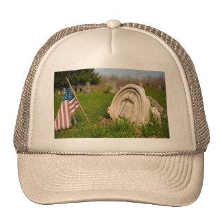 Patriotic Loss Trucker Hat