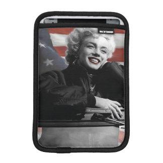 Patriotic Marilyn Sleeve For iPad Mini