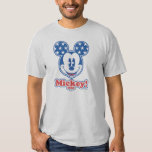 Patriotic Mickey Mouse 4 Shirt