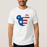 Patriotic Mickey Mouse Shirt