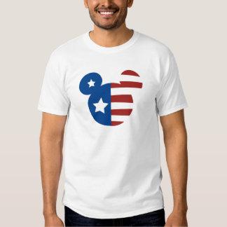 Patriotic Mickey Mouse Tshirts