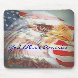 Patriotic Mousepad