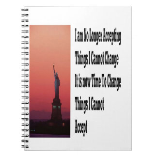 Patriotic Notebook