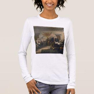 Patriotic Obligations Long Sleeve T-Shirt