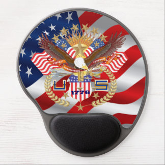Patriotic or Veteran Gel Mouse Pad