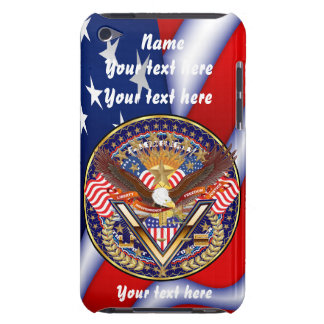 Patriotic or Veteran Pick one View Artist Comments iPod Case-Mate Case