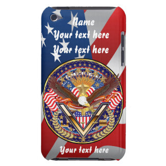Patriotic or Veteran Pick one View Artist Comments iPod Touch Case-Mate Case