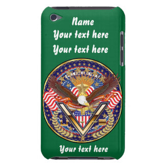 Patriotic or Veteran Pick one View Artist Comments iPod Touch Cover