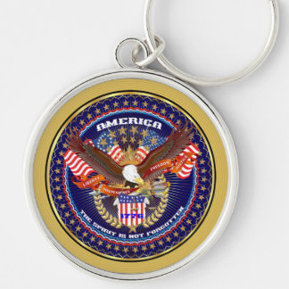Patriotic or Veteran Pick one View Artist Comments Keychain