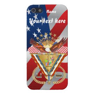 Patriotic or Veteran View Artist Comments Below Case For iPhone SE/5/5s