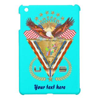 Patriotic or Veteran View Artist Comments Below iPad Mini Covers