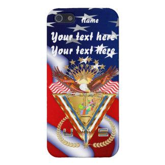 Patriotic or Veteran View Artist Comments Below iPhone SE/5/5s Cover