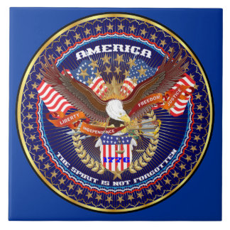 Patriotic or Veteran View Artist Comments Tile