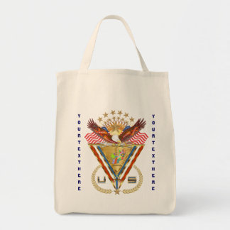 Patriotic or Veteran View Artist Comments Tote Bag