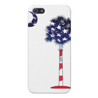 Patriotic Palmetto Covers For iPhone 5