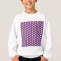Patriotic Pattern Sweatshirt