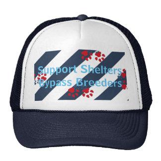 Patriotic Paws Trucker Hat