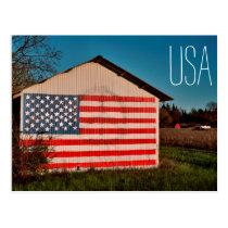 Patriotic & Peace Postcard