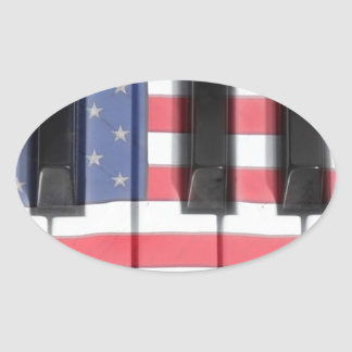 Patriotic_Piano_Keyboard_Octave-a.jpgPatriotic Pia Oval Sticker