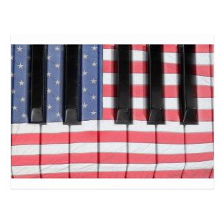 Patriotic_Piano_Keyboard_Octave-a.jpgPatriotic Pia Postcard