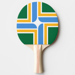 Abstract Symbolism Ping Pong Table Tennis Paddles Zazzle