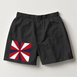Patriotic Pinwheel Boxers