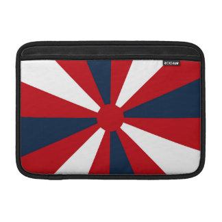Patriotic Pinwheel MacBook Sleeve