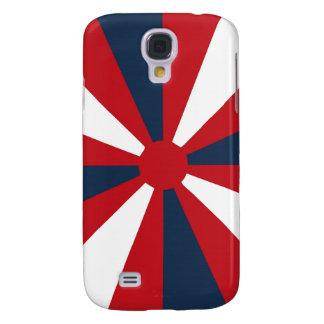 Patriotic Pinwheel Samsung Galaxy S4 Cover