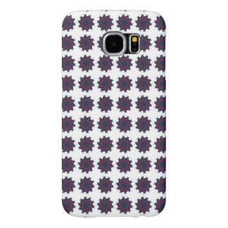 Patriotic Pinwheel Samsung Galaxy S6 Case