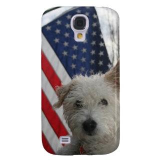 Patriotic Pish Samsung Galaxy S4 Covers