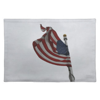 Patriotic Placemat Cloth Place Mat