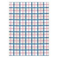 Patriotic Plaid 1 Tablecloth