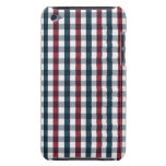 Patriotic Plaid iPod Touch Case
