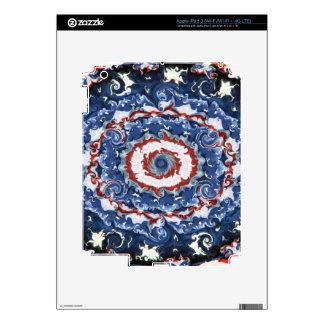 Patriotic Plasticity iPad 3 Skin