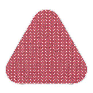 Patriotic Polka Dots Bluetooth Speaker