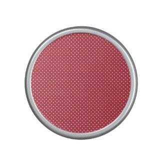 Patriotic Polka Dots Speaker