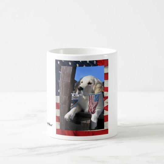 Patriotic Pooch Coffee Mug