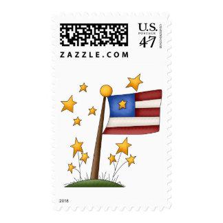 Patriotic (Postage) Postage