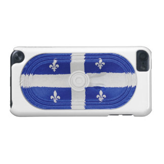 Patriotic Quebec Canada Flag Speaker iPod Touch 5G iPod Touch (5th Generation) Cover