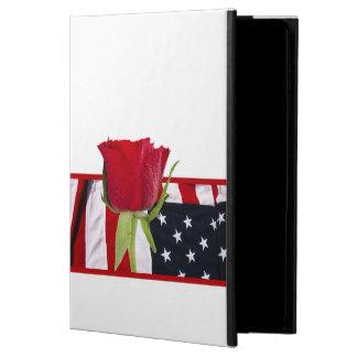 Patriotic Rose Powis iPad Air 2 Case
