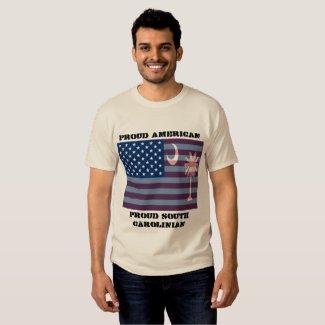 Patriotic SC/USA Shirt