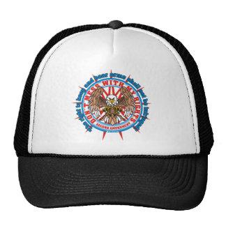 Patriotic Second Amendment Trucker Hat