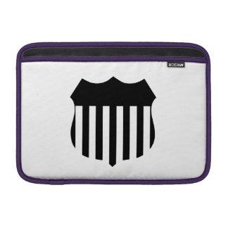 Patriotic Shield MacBook Sleeve