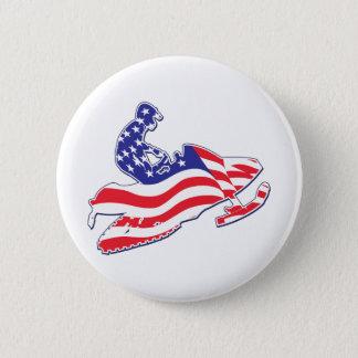 Patriotic-Sledder Button