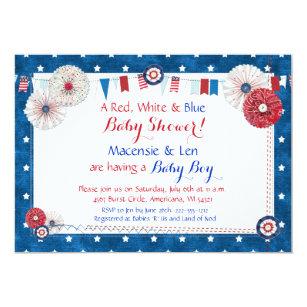 patriotic invitations 3100 patriotic announcements invites
