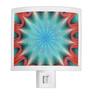 Patriotic Starburst Night Light