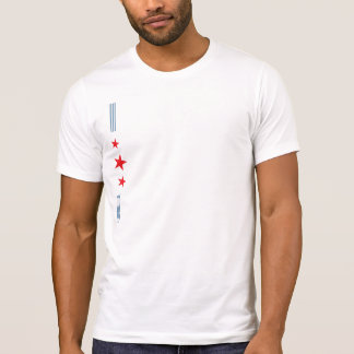 patriotic stars graduation 4th july t-shirt design